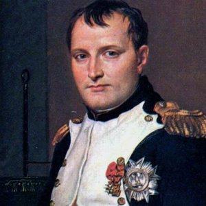 Napoleão Bonaparte Narcisista não identificado. Foto Veja Abril.