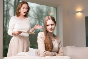 relacionamento com sua mãe é disfuncional